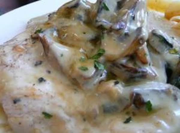 Easy Creamy Chicken Marsala Recipe