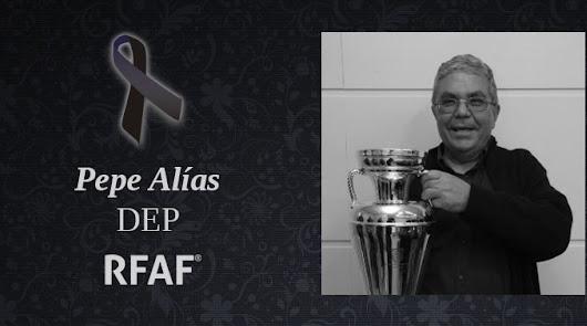 Ha fallecido Pepe Alías