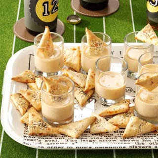 Beer-Cheese Appetizers.