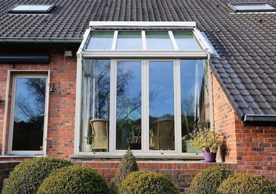 Veranda Metal Et Verre vrebos - fenêtres, portes en vérandas en pvc et aluminium