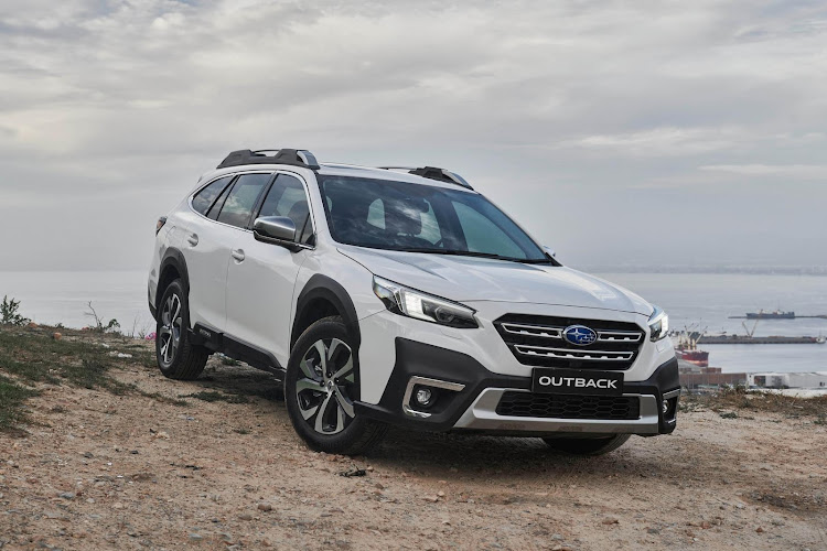 The new Subaru Outback is now available in SA.