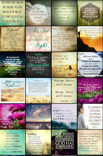 God Strength And Praying Quotes 1.3 screenshots 2