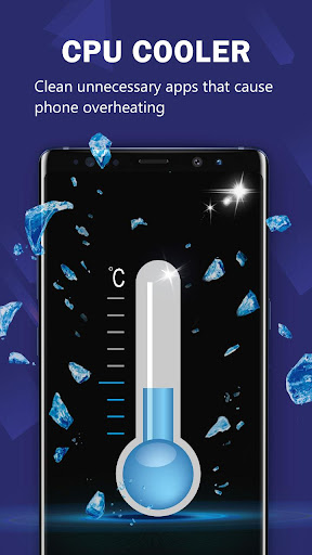 Super Clean - Phone Booster, Cleaner and Cooler 1.2.12 screenshots 4