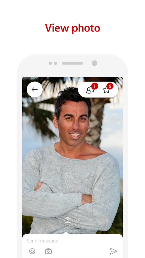 Dating app south america