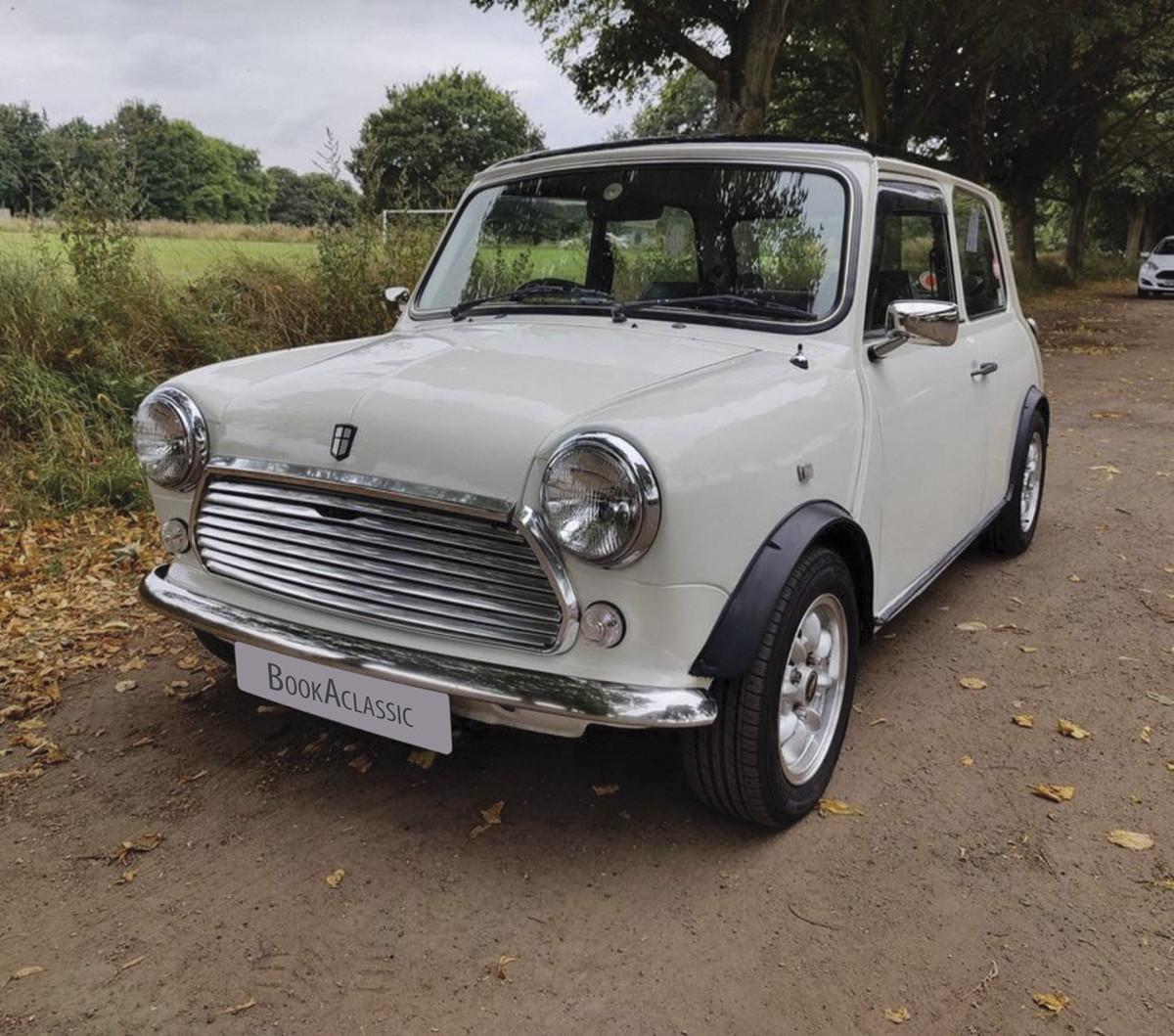 Rover Mini Hire Rotherham