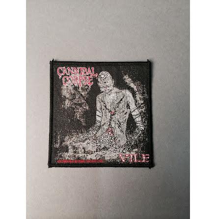 Cannibal Corpse - Vile - Tygmärke