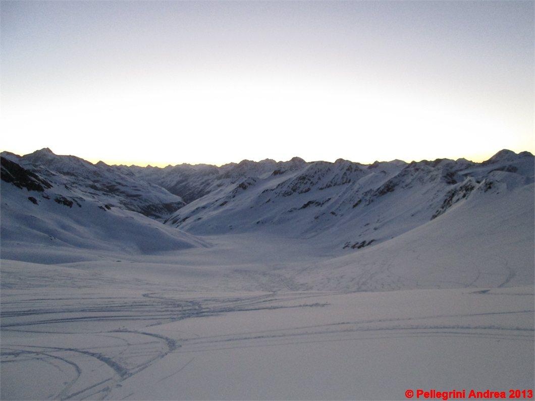 Photo: IMG_2343 alba sul ghiacciaio Hintereisferner