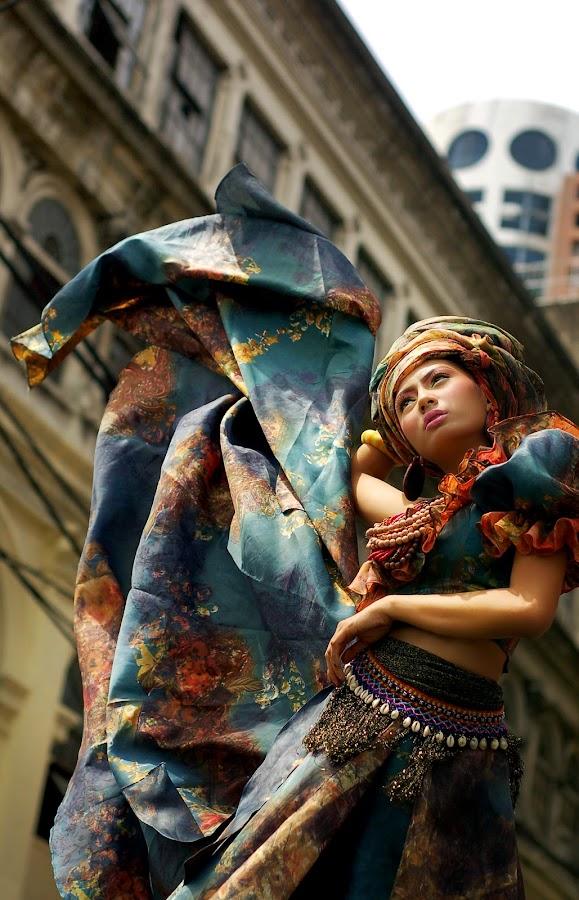 fierce in the city by Jake Rovin Morales - People Fashion