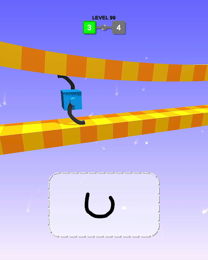 Draw Climber apktram screenshots 7