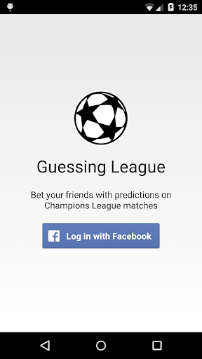 Guessing League