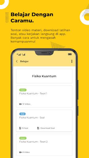 Zenius - Belajar Online 1.5.0 screenshots 2