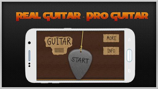 Real Guitar - Pro Guitar 1.2 screenshots 1