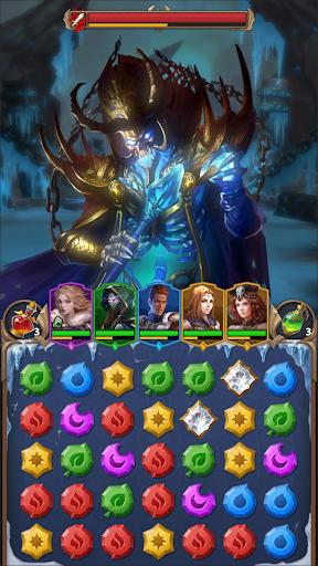 Deck Heroes: Puzzle RPG screenshot 18