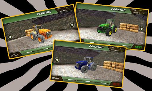 Tractor Farming Simulator 2016