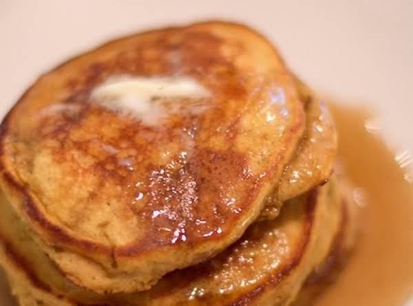 Good Morning Pumpkin Pancakes