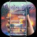 SMS Refreshing Rain Drop keyboard icon
