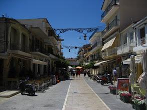 Photo: Sokaklar  (Zakynthos) .   Streets of Zakynthos.