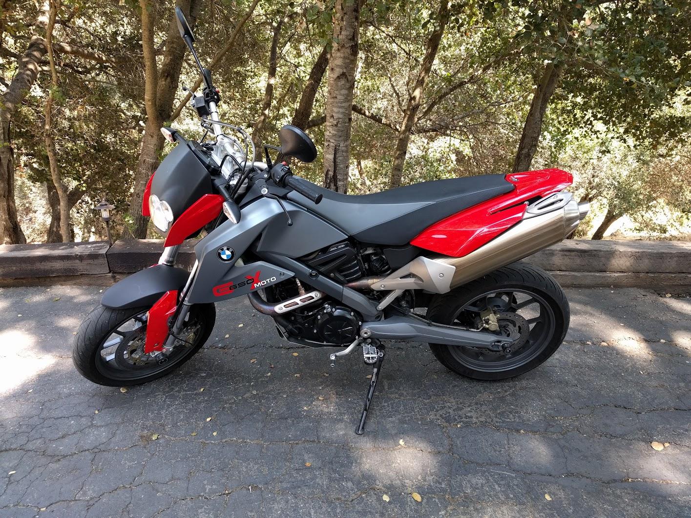 2007 Bmw G650 Xmoto W Abs Barf Bay Area Riders Forum