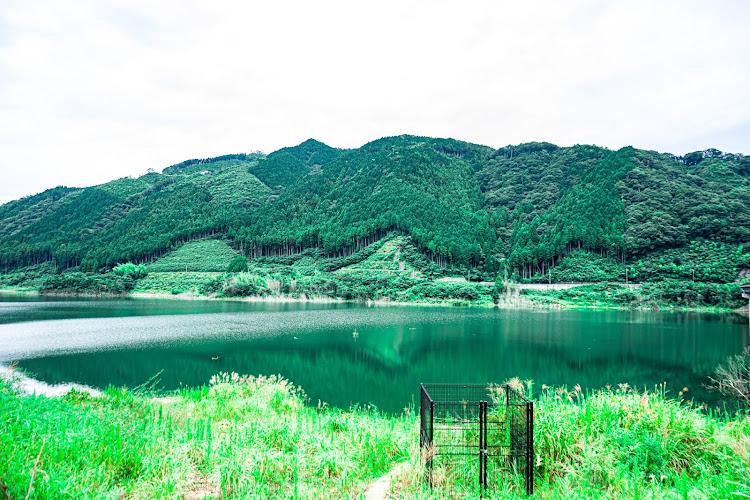 SL R230の福岡,五ケ山ダム,小川内の杉,車以外の🐢活,嫁は二日酔い🤮に関するカスタム&メンテナンスの投稿画像4枚目