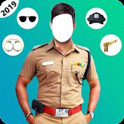Police Photo Suit - Man & Woman Army Photo Suit