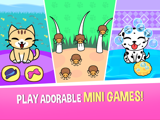 My Virtual Pet Shop - Cute Animal Care Game 1.10 screenshots 8