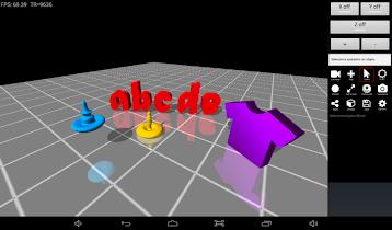 Easy 3D modeling + AR + VR - screenshot thumbnail 15