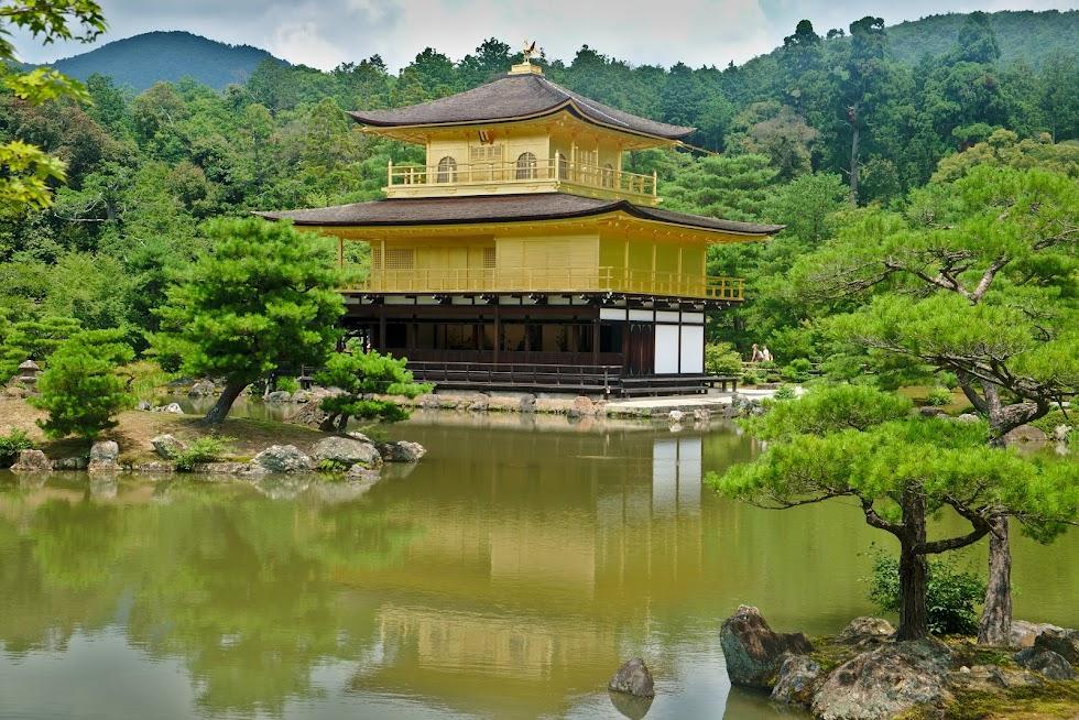 Złoty Pawilon w Kioto