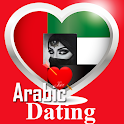 Arab Dating App - Free Chat with Arabian Singles icon
