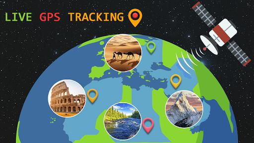 Live Earth Map 2020 -Satellite & Street View Map 2.1 screenshots 9