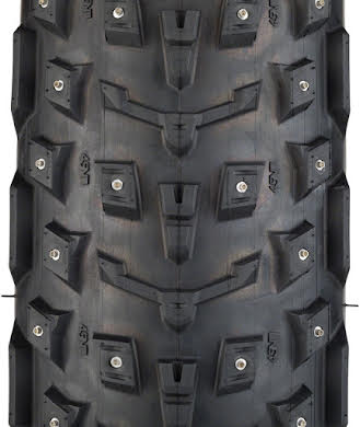 "45NRTH Dillinger 5 Studded Fat Bike Tire: 120tpi 26x4.6"", 258 Concave Studs, Tubeless Ready alternate image 5"