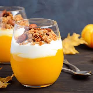 Spicy Pumpkin Pudding.
