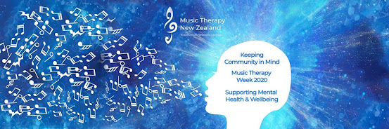 Music Therapy Week 2020 - Keeping Community in Mind:  AHANZ - Everything you need to know but were afraid to ask.
