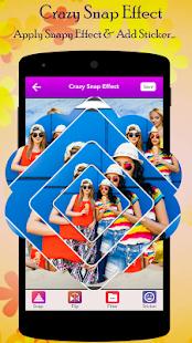 Crazy Snap Effect : Photo Editor - náhled