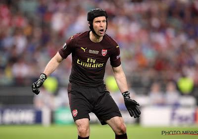 Petr Cech va bel et bien remettre les gants en compétition !