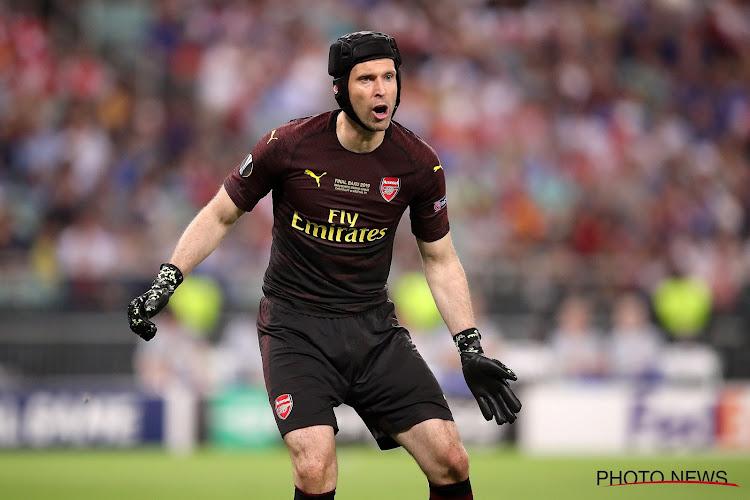 Surprenant : Petr Cech sorti de sa retraite par Chelsea comme joker !