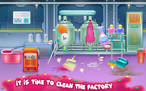 Fantasy Ice Cream Factory 1.0.1 screenshots 3