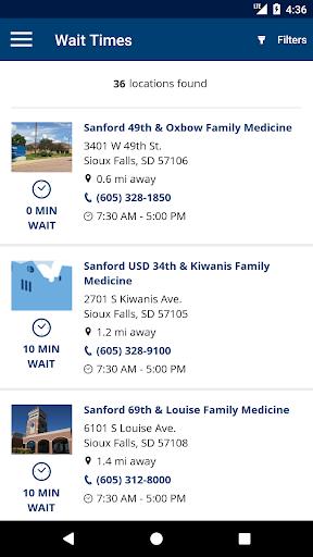 Sanford 2.0.0 screenshots 4