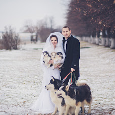 Wedding photographer Aleksey Medvedev (MedvedevAleksey). Photo of 12.12.2014