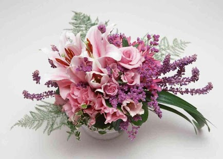 Flower Arrangement Designs- screenshot thumbnail