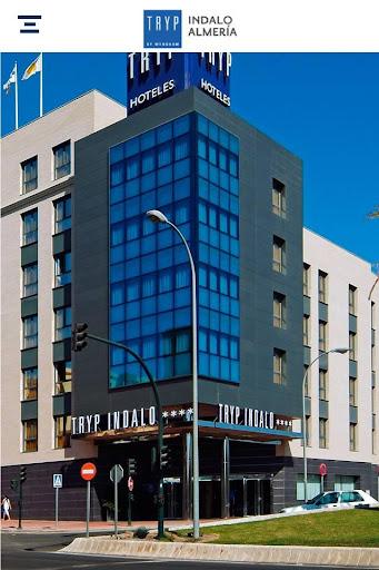 Tryp Almeria Indalo Hotel