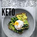 Recetas de Dieta KETO Gratis icon