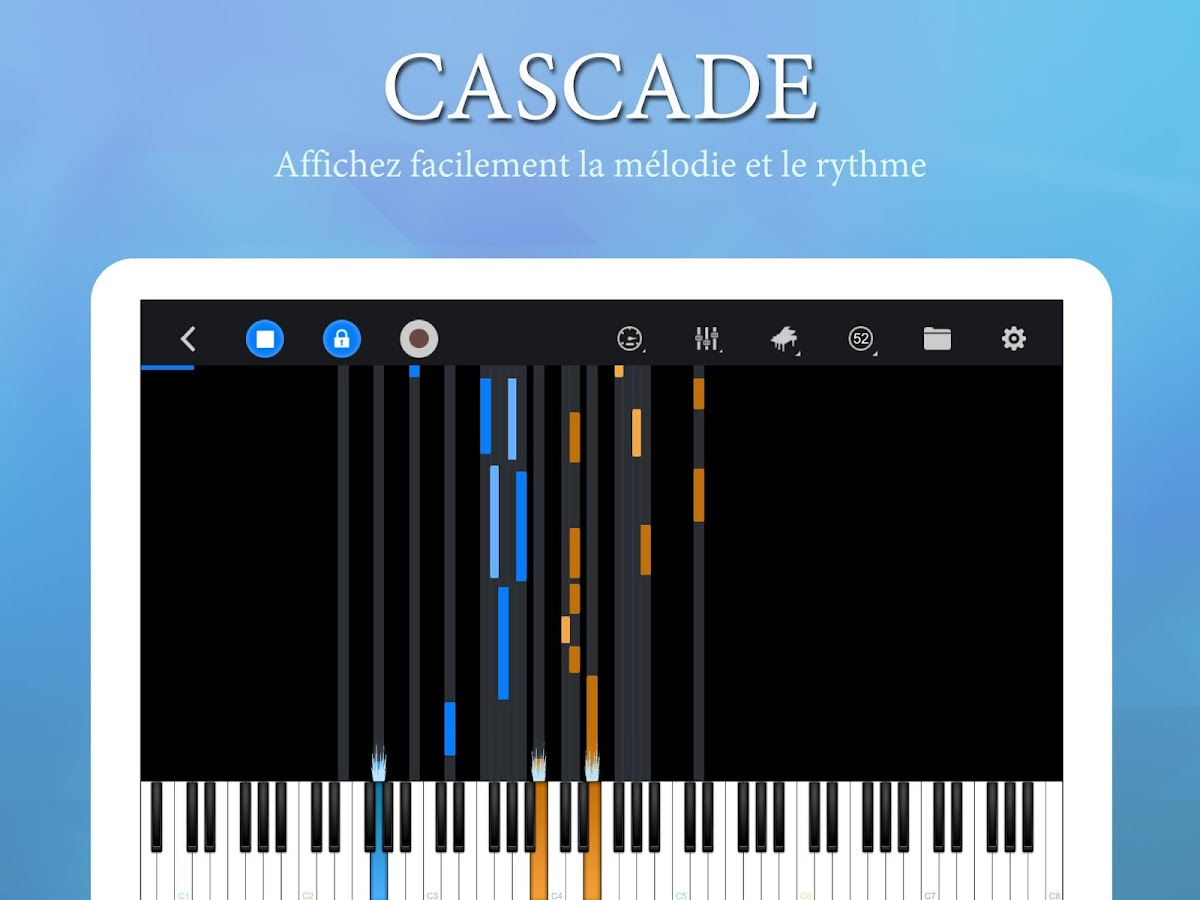 Perfect Piano – Capture d'écran