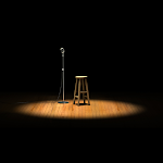 The Big Iron Comedy Open-Mic