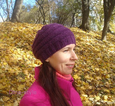 Photo: женская вязаная шапка Wurm