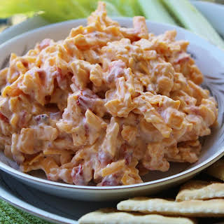 Old Fashioned Pimento Cheese.