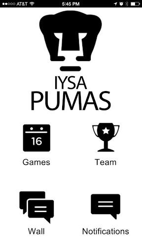 IYSA Pumas