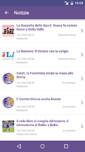 Fiorentinanews- screenshot thumbnail