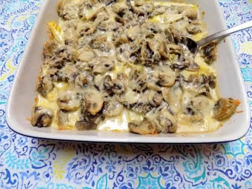 """Melody's Hearts and Caps""""This is excellent served with grilled steak or chicken.""""..."""