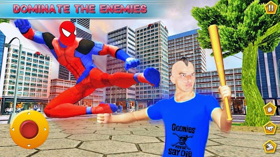 New Superhero Combat War- screenshot thumbnail