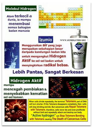Manfaat IZUMIO Untuk Penyakit Kanker Payudara